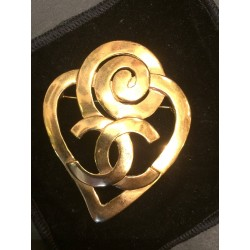Chanel - Broche vintage occasion