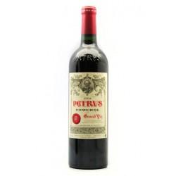 Bouteille de vin rouge Petrus de 2004