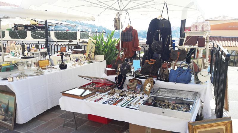 Stand brocante antiquaire Sindy Luxe Vintage
