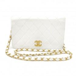 Sac Chanel Vintage blanc