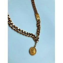 Chanel - Ceinture dorée authentique 85cm