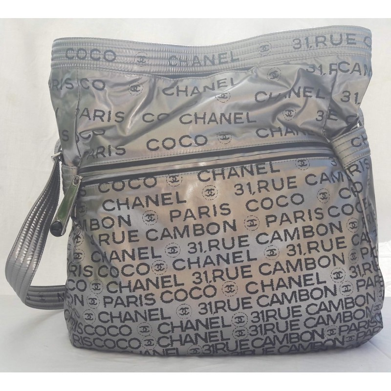 Chanel - Sac cabas vintage d'occasion