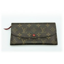 Portefeuille Louis Vuitton Emilie