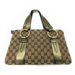 Sac à main Gucci d''occasion toile monogram