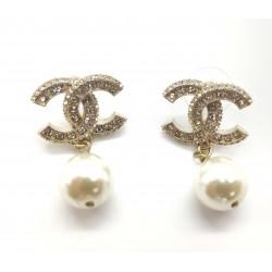 Chanel - Boucles d'oreilles...