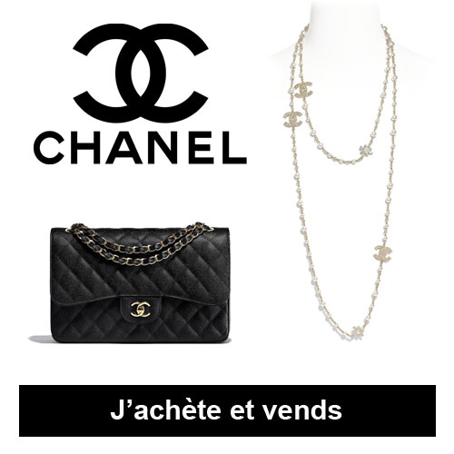 Achat Vente Chanel vintage occasion